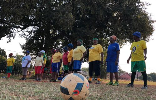 Little miss soccer : le football pour s'émanciper