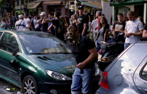 Quelle est l'efficacité des masques contre la pollution de l'air ?